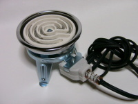 Electric Glass Frit Maker